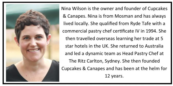 About Us | Cupcakes & Canapes ...and everything in between