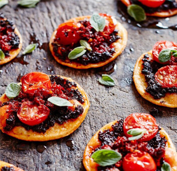 Delicious Canapés | Cupcakes & Canapes ...and everything in between