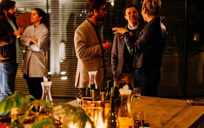How To Make Your Next Corporate Event a Hit with Your Guests